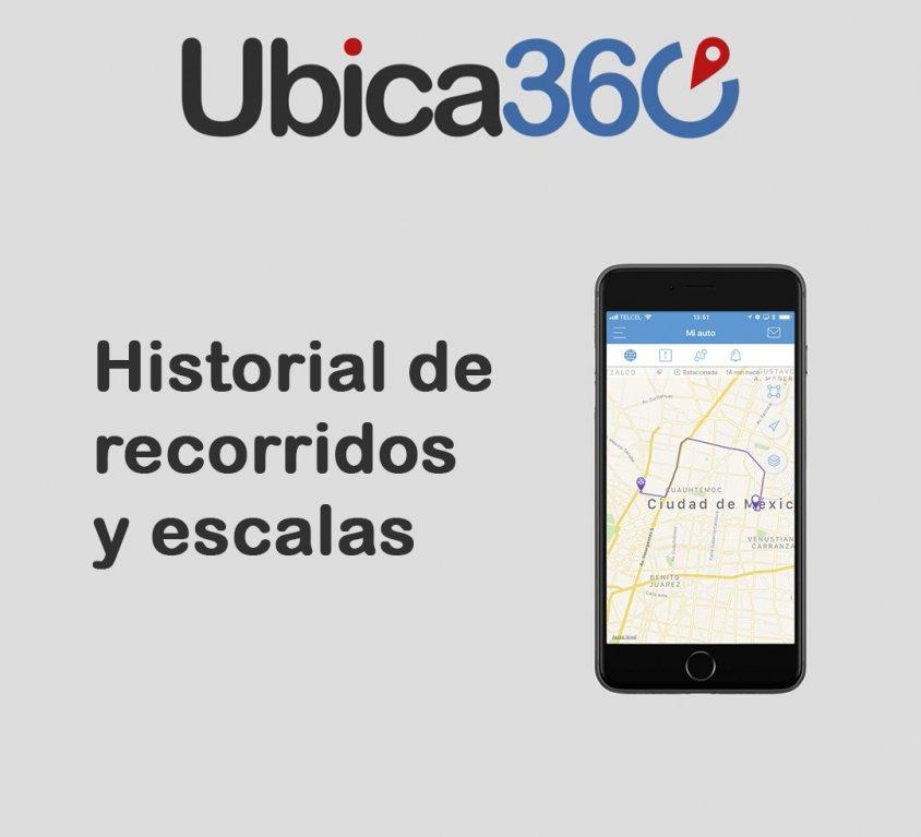 B3. Historial Rutas